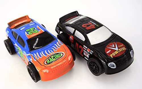 JJ_TOYS Nascar Style Extra Replacement Ho Scale Slot Car 2 Pack from JJ_TOYS