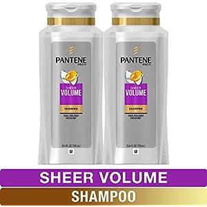 Pantene Body Boosting Mousse, Pro-V Maximum Fullness, 6.6 fl oz, Triple Pack