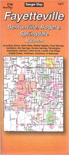 Tontitown Arkansas Map.Fayetteville Springdale Rogers Bentonville Arkansas Map