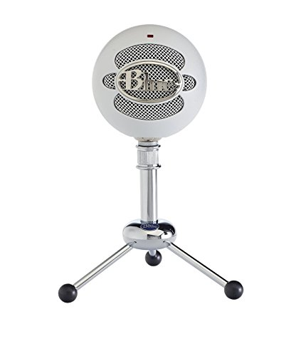1. Blue Snowball - Best Affordable USB Microphone