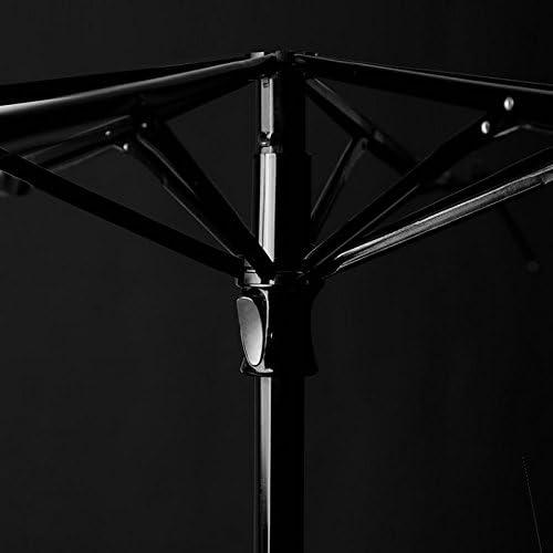 Color : C WMS Sun Umbrella 40 Inches Large Size Umbrella Surface 8 Glass Fiber Windproof Umbrellas Easy to Carry