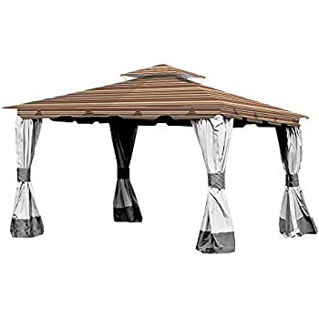 Amazon Com Garden Winds Replacement Canopy For Monterey