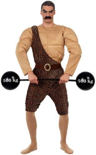 Atosa - Disfraz de forzudo para hombre, talla XL (12103): Amazon ...