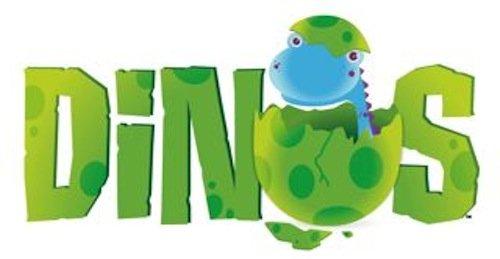 goDog Dinos Bruto with Chew Guard Tough Plush Dog Toy, Purple, Large by goDog (Image #7)