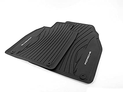 Amazon Com Porsche 911 All Weather Floor Mats Automotive