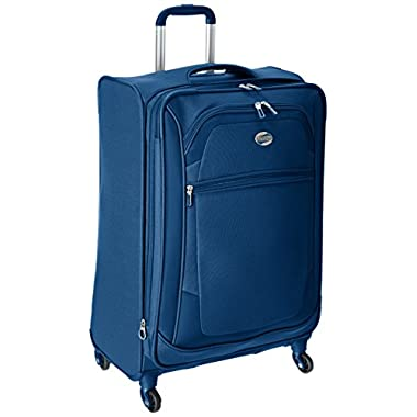 American Tourister Ilite Xtreme Spinner 25, Morrocan Blue, One Size