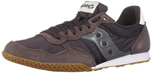 (Saucony Originals Men's Bullet Sneaker, Coffee/Gum, 11 M US)