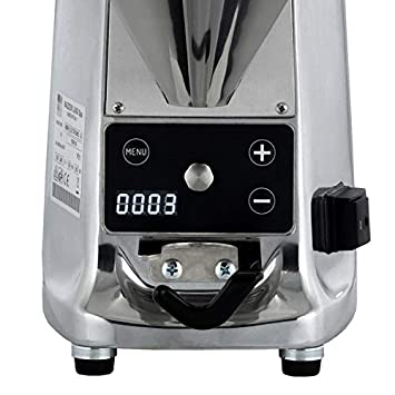 mazzer Molinillo de café Mini Elektronic B color negro mate ...