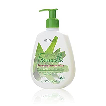 c3233fb8bb Image Unavailable. Image not available for. Colour  Oriflame Hooriyas Men  and Women Feminelle Protecting Intimate Wash
