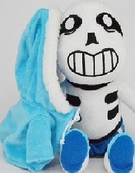 UNDERTALE Sans muñeca de peluche de juguete de felpa para niños Navidad regalos 30,48 cm: Amazon.es: Bebé
