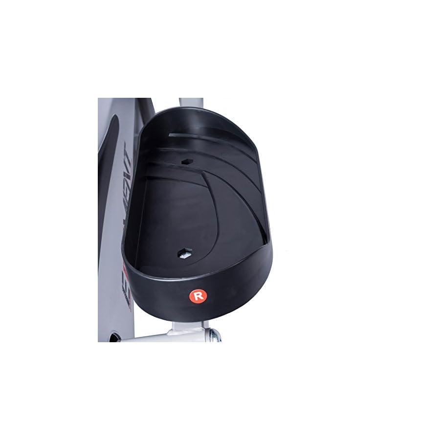 EFITMENT Flywheel Elliptical Machine Cross Trainer E018