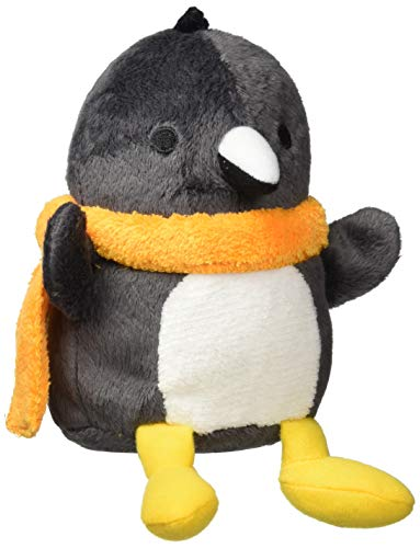 (MerryMakers Penguin and Pinecone Plush Doll, 6-Inch)