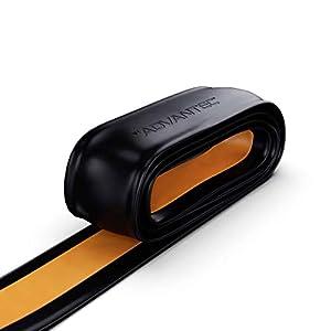 גריפ מקצועי מעור של חברת VT Advantec לאחיזה טובה וחזקה יותר למחבט שלך.