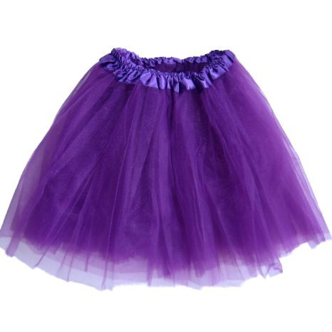ac26bce4f9ff Image Unavailable. Image not available for. Color: Adult Ballet Tutu Purple