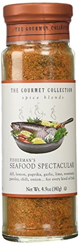- The Gourmet Collection Spice Blends, Fisherman's Seafood Spectacular