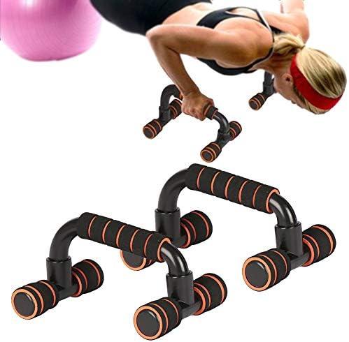 Soportes para barras de empuje, gimnasio, ejercicio, equipo ...