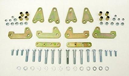 High Lifter Products PLK900R-00 ATV Lift Kit