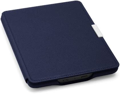 Amazon - Funda de cuero para Kindle Paperwhite, color azul tinta ...