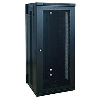 "Tripp Lite 26U Wall Mount Rack Enclosure Server Cabinet, Hinged, 20.5"" Deep, Switch-Depth (SRW26US) (B003WO7K3Q) | Amazon price tracker / tracking, Amazon price history charts, Amazon price watches, Amazon price drop alerts"
