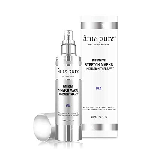 âme pure Intensive Stretch Marks Induction Therapy Gel for Microneedle Dermaroller treatment to remove scars - Body Treatment Tonifying