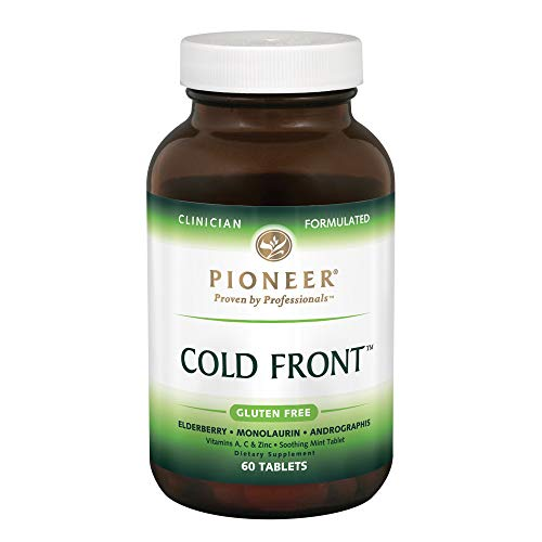 Pioneer Nutrition Cold Front Multivitamins, 60 Count ()
