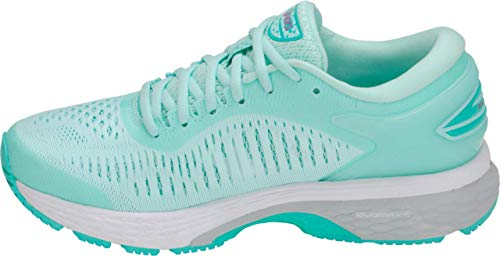 ASICS Gel-Kayano 25 Women's Running Shoe, ICY Morning/Seaglass, 5 M US by ASICS (Image #1)
