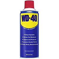 WD-40 Spray Multi-Use Lubricant Product - 330 ml