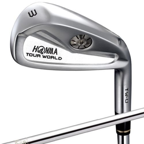 Honma Golf Japan Tour World TW-U Pro Utility 18 Degrees NS Pro950 GH Steel Shaft by Honma