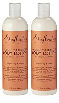 SheaMoisture Body Lotion – Coconut Hibiscus 2 PACK