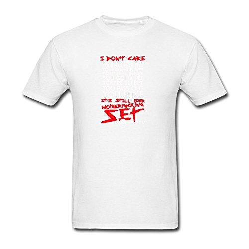 Men's CT FLETCHER I Don't Care Short Sleeve T-Shirt