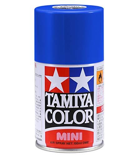 - Spray Lacquer TS-50 Blue Mica - 100ml Spray Can 85050
