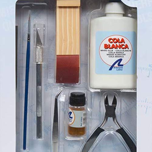 Artesania Latina, S.A. Beginner's Tool Set for Ship Builders, LAT27007 ()