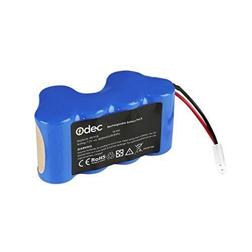 Odec Shark 7.2V 4000mAh Replacement Battery for Shark Vacuum Cleaner V1950 VX3 XB1918