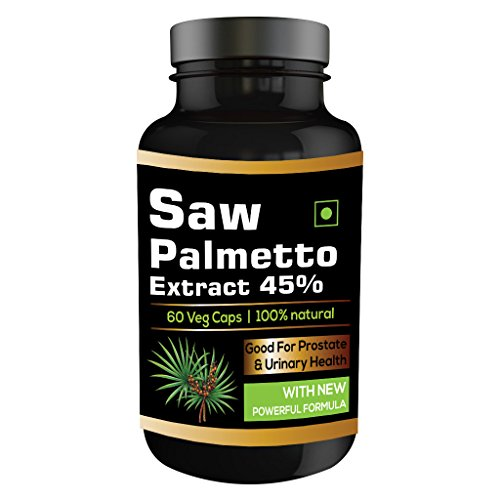 100% Pure Saw Palmetto (Serenoa Repens) Extract 60