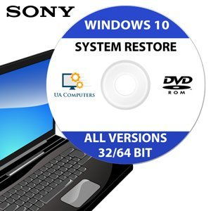 how to recover sony vaio windows 7