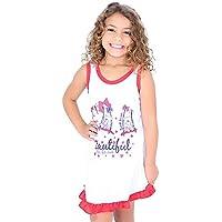 Camisola Vermelha Infantil Com Babadinho Estampada