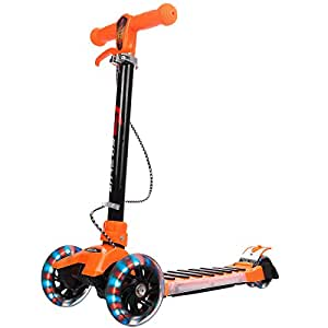 COSTWAY Scooter Patinete Infantil cityroller - Patinete ...