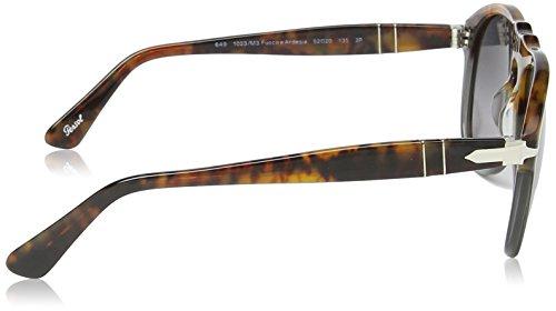 Sonnenbrille PO0649 1023m3 Ardesia E Fuoco Persol 7dq50wd