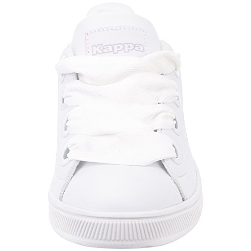 bianche Meseta 1010 basse sneakers donna da Kappa bianco Be Ywqd4x7