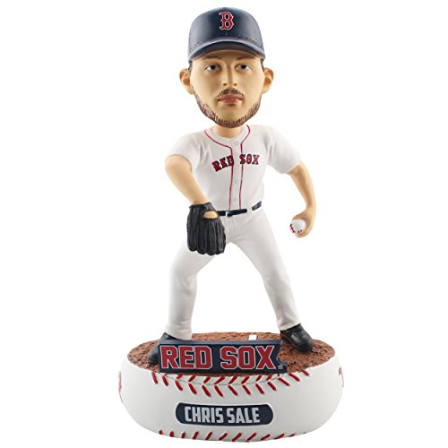 Forever Collectibles Chris Sale Boston Red Sox Baller Special Edition Bobblehead MLB