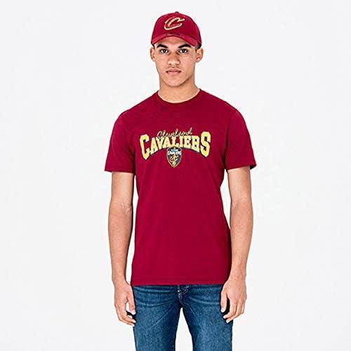 A NEW ERA Camiseta NBA Cleveland Cavaliers Team Apparel ...