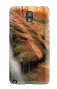 Premium [mmdVMru1812VDXrT]earth Landscape Case For Galaxy Note 3- Eco-friendly Packaging