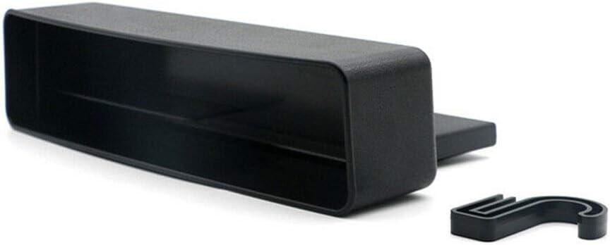 Hihey Coche Asiento de Coche Recogedor Caja de Almacenamiento Organizador Portavasos Ranura Caja Organizador: Amazon.es: Hogar