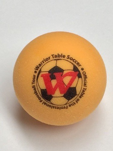 8 Warrior Table Soccer Pro Game Foos (Pro Soccer Table)