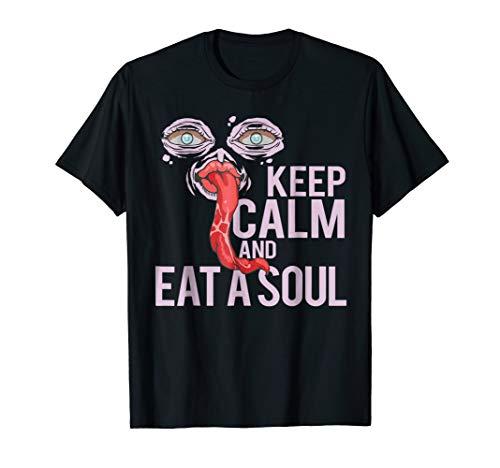 Keep Calm and Eat A Soul, Halloween Villain Brain Eater