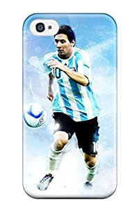 Hot Tpye Lionel Messi Skills Case Cover For Iphone 5c