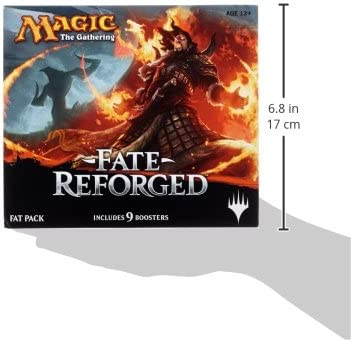Magic The Gathering MTG KOT Destino Reforged FP Juego de Cartas: Amazon.es: Juguetes y juegos
