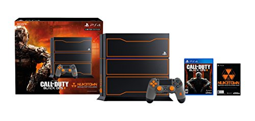 PlayStation 4 1TB Console – Call of Duty: Black Ops 3 Limited Edition Bundle [Discontinued] top rated Playstation