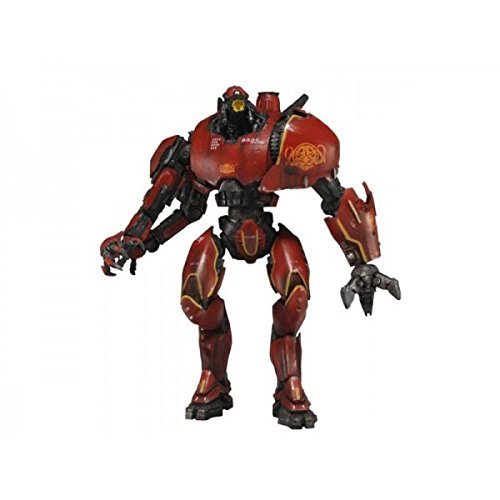 Neca - Figurine Pacific Rim - Crimson Typhoon 18cm - 0634482318270