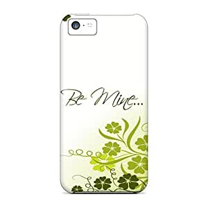 Cute Appearance Cover/tpu IDzvJSw3855yrEAK Be Mine Case For Iphone 5c